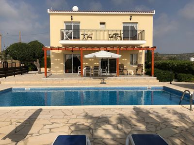 Photo for Spacious,quiet villa in a secluded tranquil location with amenities nearby