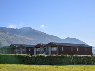 Photo for Contemporary convenience | Mountain outlook | Location, location, location