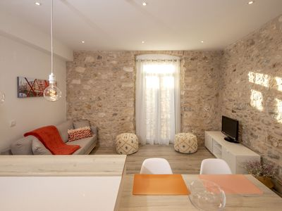 Photo for Historical apartment in the Barri Vell