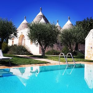 Photo for Luxury villa in Apulian style - Trulli Terrarossa