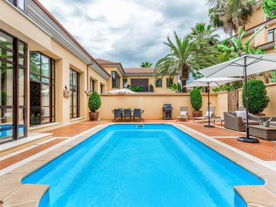 Photo for Luxurious And Spacious Villa With Private Pool In Puerto Banus