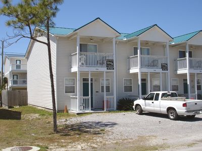 Photo for One One The End - 3 Bed / 2.5 Bath Gulf Side Townhome in Mexico Beach