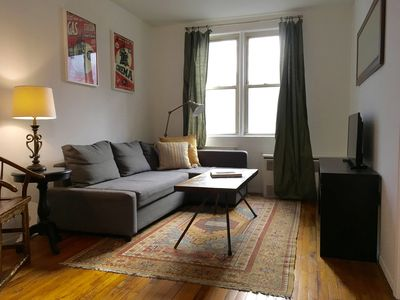 Photo for Spacious, Bright 1 Bedroom in Prime Midtown West