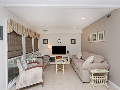 Photo for 1804W: MINI-WEEKS! Updated Sea Colony West 1BR condo! Beach, pools, tennis ...