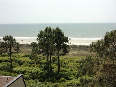 Photo for Oceanview with ALL amenities to NEW Hilton property w/new walkdown pool/etc