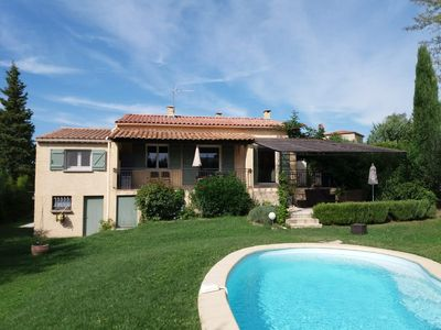 Photo for A Quiet Villa With Secluded Garden and Pool, 20 Mins Walk from the City Centre