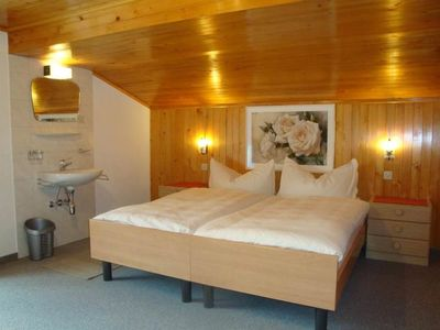 Photo for Apartment Morgenrot in Saas-Grund - 4 persons, 2 bedrooms