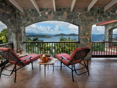 Photo for 2BR Villa Vacation Rental in St John