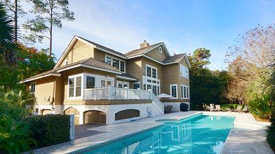 Photo for $250 off Full Summer Weeks! Large Lap Pool & Billiards Room, Updated WiFi!
