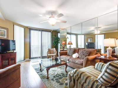 Photo for Ocean view villa w/ community pool - steps to the beach, near dining & golf!