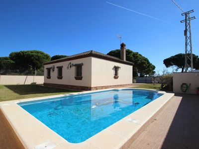Photo for Private pool, quiet and family-friendly location, large garden, free parking, free WiFi - Casa Beni -
