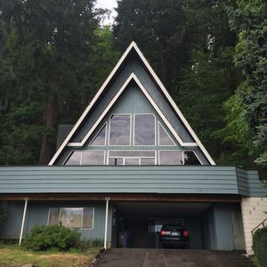 Photo for historic 1964 a-frame house, in the heart of mount butte/northeast portland, or