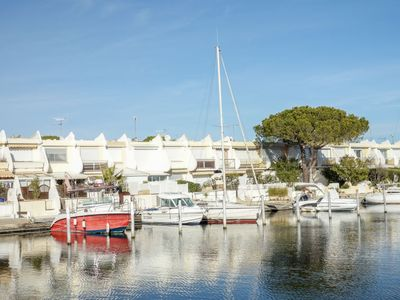 Photo for Vacation home Marinas Beach in Port Camargue - 4 persons, 2 bedrooms