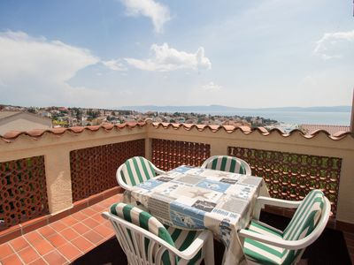 Photo for 2BR Apartment Vacation Rental in Selce (Crikvenica)