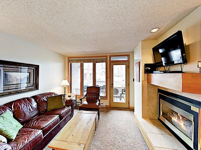 Photo for New Listing! Steamboat All-Suite 2BR w/ Hot Tubs, Pool - 300 Yards to Gondola