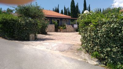 Photo for Michalis House near the beach Peroulia