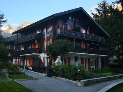 Photo for 2BR Apartment Vacation Rental in Saas-Fee