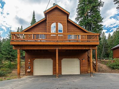Photo for Hansel Haus! Quaint and comfy Tahoe Donner home, pet friendly!