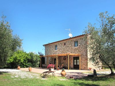 Photo for Vacation home Rustico la Casina  in Vinci - Vitolini (FI), Florence and surroundings - 6 persons, 2 bedrooms