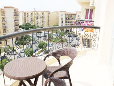 Photo for Finest accommodation in Cairo with all services &nightlife,20 minute to airport.