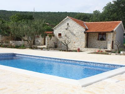 Photo for New!!! Just renovated Dalmatian stone house Irena, Zadar county