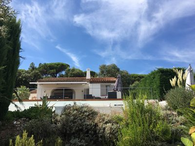 Photo for Villa 5 stars sea view and golf pool of Saint Tropez
