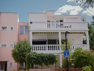 Photo for Holiday apartment Malinska for 3 - 5 persons with 2 bedrooms - Holiday apartment