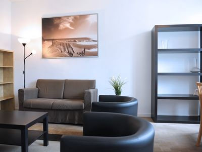 Photo for 2BR Apartment Vacation Rental in Brussels