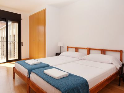 Photo for Park Guell Modern - Two Bedroom Apartment, Sleeps 6