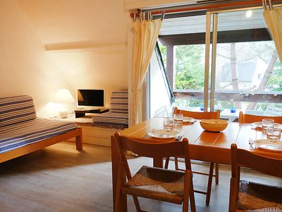 Photo for Apartment Les Pins  in Carnac, Brittany - Southern - 4 persons, 1 bedroom