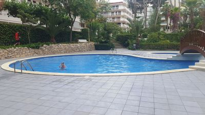 Photo for APARTMENT BEACH AND SWIMMING POOL