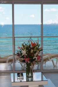 Ocean Front Facing St. Barth - Modern, Spacious, Luxury Condo in Pointe Blanche