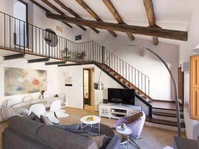 Photo for Campo de Fiori, 5 bedrooms and 5 bathrooms, accommodates up to 13 people, modern, renovated