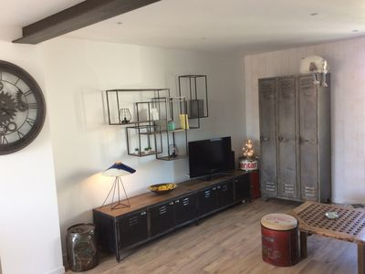 Photo for 1BR Apartment Vacation Rental in Damgan, Bretagne