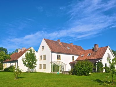 Photo for Beautifully renovated 200 year old stone farmhouse on mythical island of Gotland