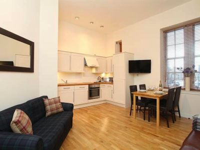 Photo for Beautiful Apartment In Converted 19th Century Schoolhouse In City Centre