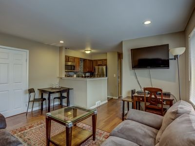 Photo for Main Street Luxury One Bedroom Apartment