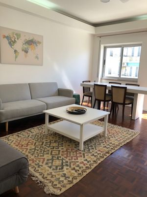 Photo for Apartment in Central Lisbon - Between Marquês de Pombal and Corte English