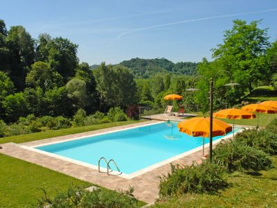 Photo for Vacation home La Gora in Montopoli in Valdarno - 10 persons, 5 bedrooms