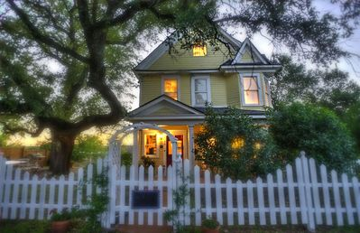 Photo for Charming Restored Victorian Home On Main St Near Historic Shopping District