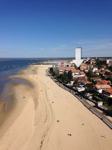 Photo for Arcachon T2 +, close to the beach and City Center with Secure Parking