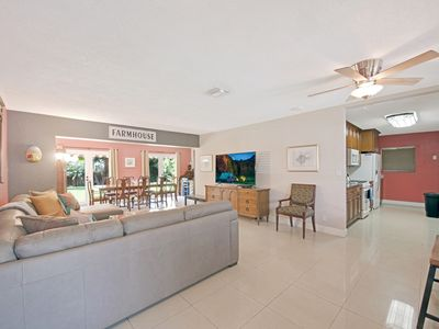 Photo for Beautiful, large, 4/ 3 house located within the heart of Ft Lauderdale