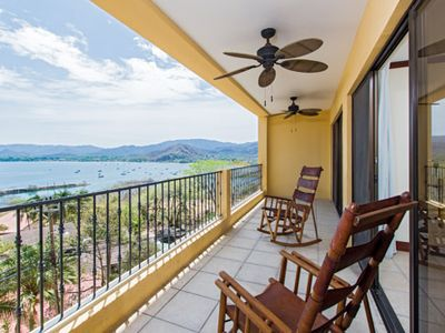 Photo for Beautiful Ocean Views, Walking Distance To Beach And Restaurants.