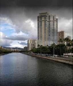 Photo for Gorgeous 2 bed 2 bath Condo at Watermark Waikiki