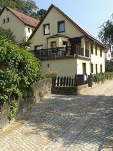 Photo for Holiday apartment Pirna for 2 - 4 persons with 2 bedrooms - Holiday apartment in one or multi-family