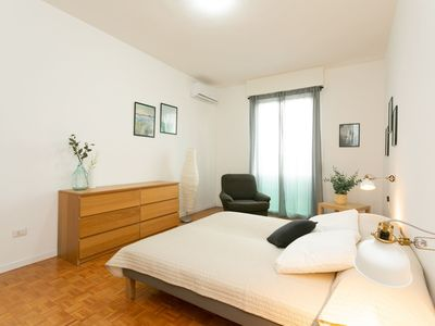 Photo for Three-room apartment adjacent to the Maciachini metro