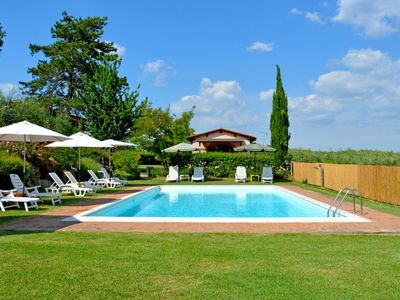 Photo for Vacation home L´Azalea in San Gimignano - 4 persons, 2 bedrooms