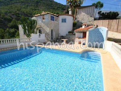 Photo for Villa in Denia with air conditioning and sea view