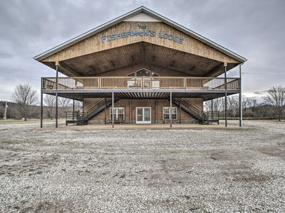 Photo for NEW! White River Fisherman's Lodge w/Guided Trips!