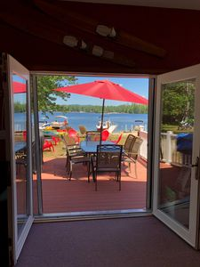 Photo for Gorgeous Lake Front Home - Renovated Spring 2019! Now with Central AC!